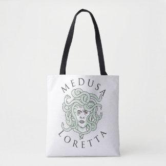 Méduse Loretta -- Fourre-tout 1 Sac