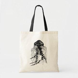 méduses sacs de toile