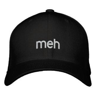 meh casquette brodée