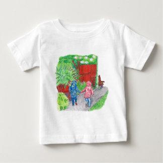 Meilleur des amis t-shirt pour bébé