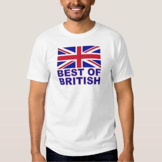 Meilleur des Anglais T-shirts