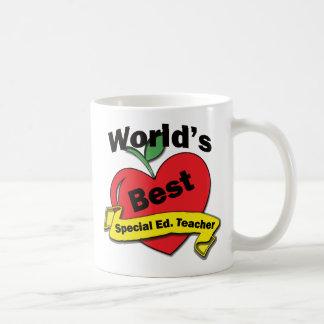 Meilleur Ed spécial du monde. Professeur Mug