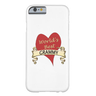 Meilleur Grammy du monde Coque iPhone 6 Barely There
