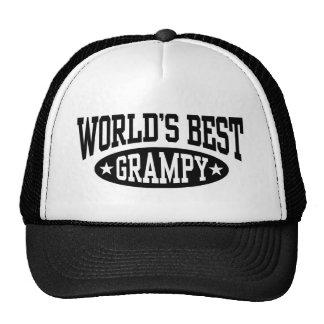 Meilleur Grampy du monde Casquette De Camionneur