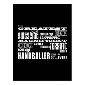Meilleur Handballers : Plus grand Handballer