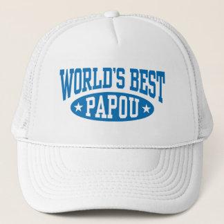 Meilleur Papou du monde Casquette