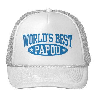 Meilleur Papou du monde Casquette De Camionneur