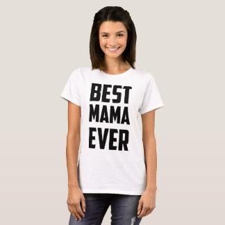 Meilleure maman Ever T-shirt