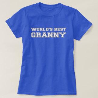 Meilleure mamie du monde t-shirt