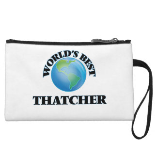 Meilleure Thatcher du monde Pochette Avec Anse