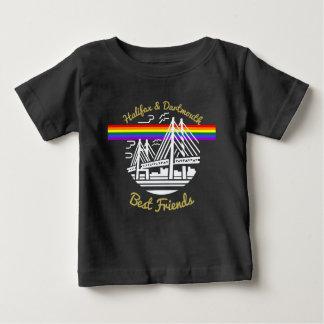 Meilleurs amis de la Nouvelle-Écosse Halifax T-shirt Pour Bébé