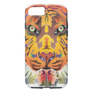 Mélange de tigre coque iPhone 7