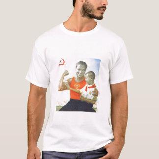Melbourne flambe le T-shirt de gymnase