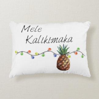Mele Kalikimaka - coussin de Noël
