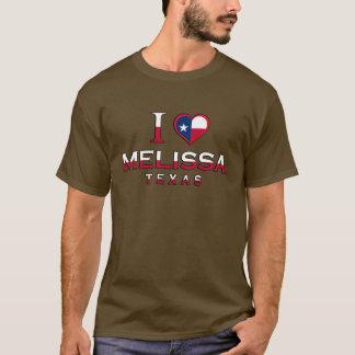 MELiSSA, le Texas T-shirt