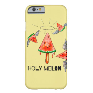Melon saint coque iPhone 6 barely there