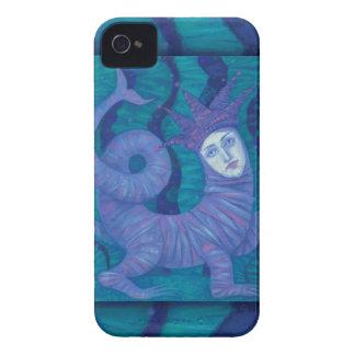 Melusine, Melusina, imaginaire, surréaliste, Coque iPhone 4