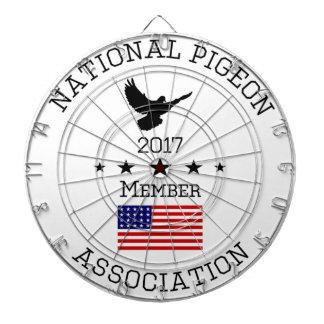 Membre Logowear de NPA Jeu De Fléchettes