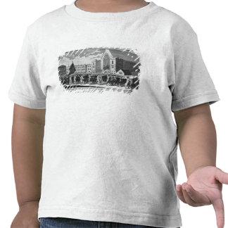 Membres de l'association protestante t-shirt