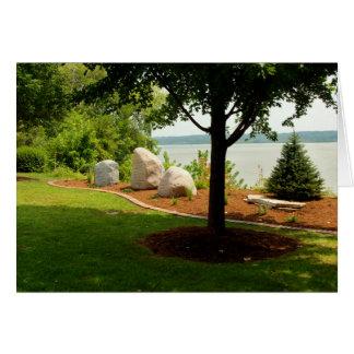 Mémorial de Dan Fogelberg dans la carte d'été