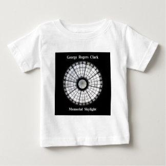 Mémorial de George Rogers Clark T-shirt Pour Bébé