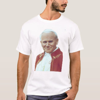 Mémorial de John Paul T-shirt