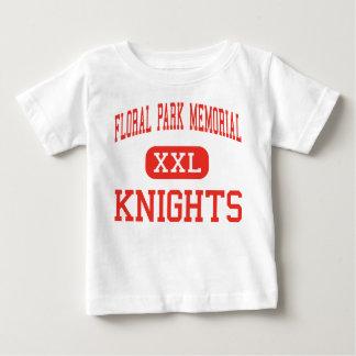 Mémorial floral de parc - chevaliers - parc floral t-shirt pour bébé