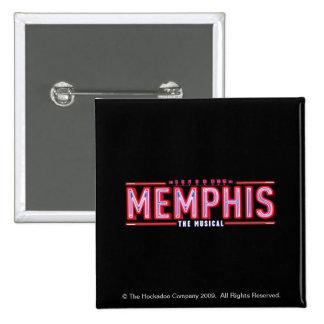MEMPHIS - le logo musical Badge