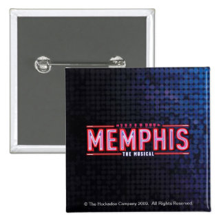 MEMPHIS - le logo musical Badges