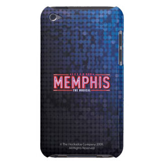 MEMPHIS - le logo musical Coque Barely There iPod