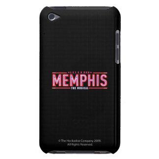 MEMPHIS - le logo musical Coques iPod Case-Mate
