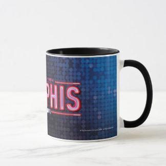 MEMPHIS - le logo musical Mug