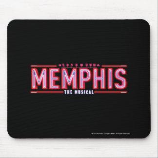 MEMPHIS - le logo musical Tapis De Souris