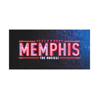 MEMPHIS - le logo musical Toiles