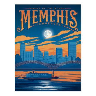 Memphis, TN Carte Postale