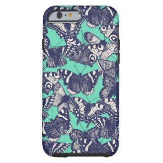 menthe de papillon coque tough iPhone 6