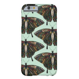 menthe de papillon de machaon coque barely there iPhone 6