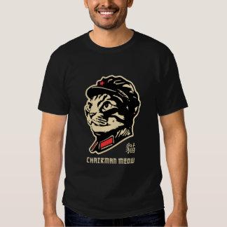 Meow de Président ! Décrit T-shirt