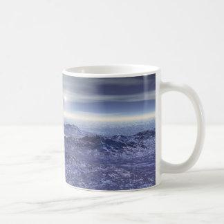 Mer congelée de Neptune Mug