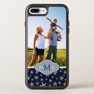 Mer du motif | d'étoiles de mer votre photo et coque otterbox symmetry pour iPhone 7 plus