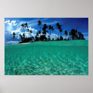Mer et île, Indonésie