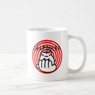 Merch Crapoulet Records Mug