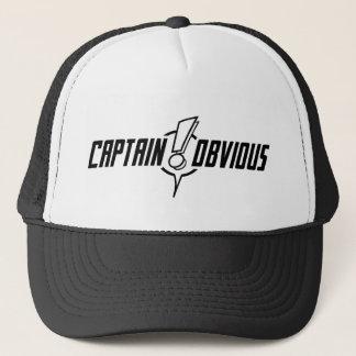 Merci, capitaine Obvious - casquette