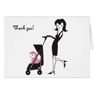 Merci ! Carte chaude de maman