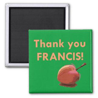 Merci Francis ! Aimant