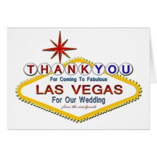 Merci pour la prochaine carte de nouveaux mariés