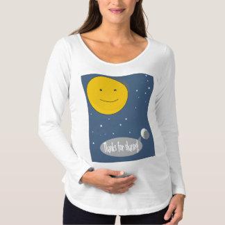 Merci pour le partage ! T-Shirt de maternité