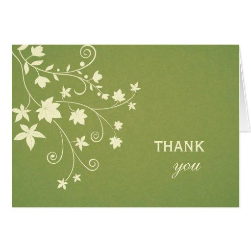 Merci cartes de voeux pour adultes