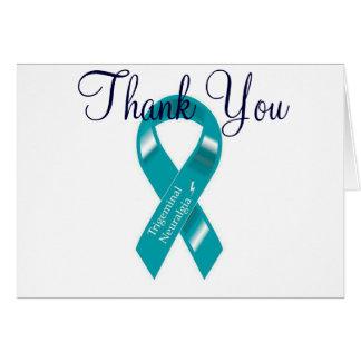Merci pour votre carte de soutien…