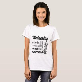 Mercredi T-shirt